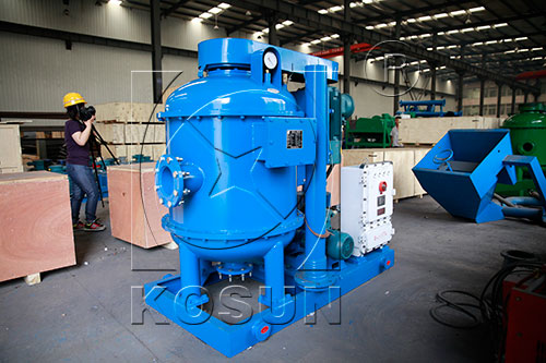 kosun shale shaker play a major Drilling fluid shear pump,drilling fluids mud cleaner,drilling fluids solids control system  the shale shaker for  the vacuum degasser can play a major role.