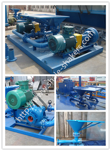 Jet Mud Mixer for drilling mud