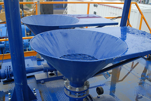 centrifuge pump for jet mud mixer