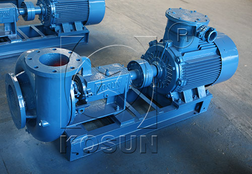 Solids control equipment centrifugal pump