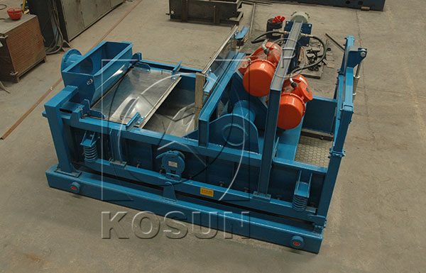 Drying equipment for solids control