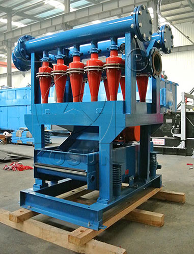 drlling rig cyclones mud cleaner Dc drilling mud cleaner are combined from desander, desilterand an underflow screen, at the same time mud cleaner has the higher cleaning function compared with separated desander and desilter the primary function of a mud cleaner is to remove sand and silt from drilling fluids in the drilling rigs.