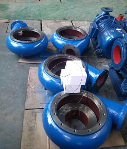 Parts of centrifugal pump
