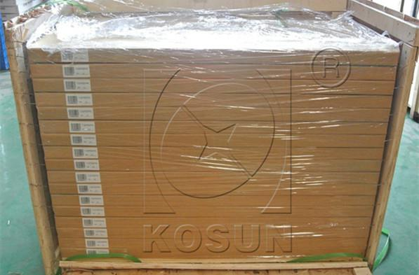 The wooden case packing of KOSUN shaker screens
