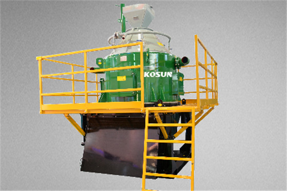 Vertical Cuttings Dryer (Vertical Centrifuge)