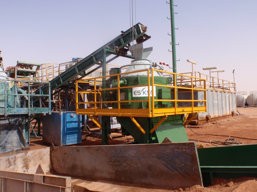 drilling waste management
