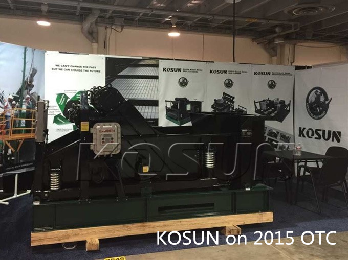 KOSUN Black Rhino Shale Shaker on 2015 OTC