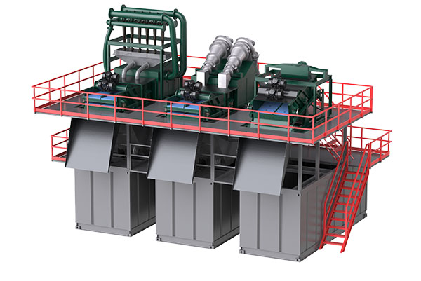 Slurry Treatment System for tunneling